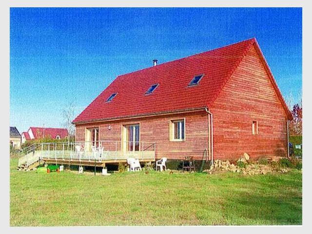 Maison aux Corvées les Yys (28) - Palmares Bois Centre