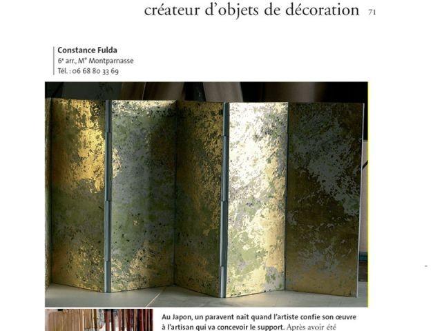 artisans metiers art paravent