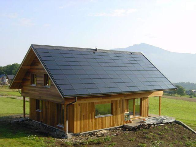 Maison Zen côté Sud - Maison zero énergie Cythélia