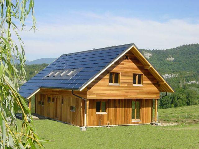 Maison Zen côté Ouest - Maison zero énergie Cythélia