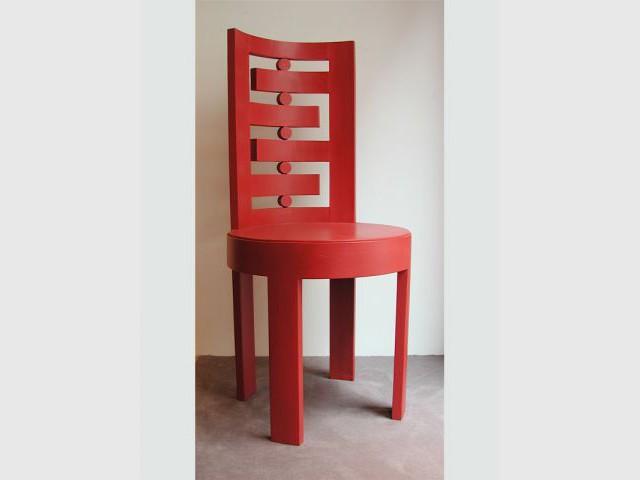 chaise Marcello Piacentini