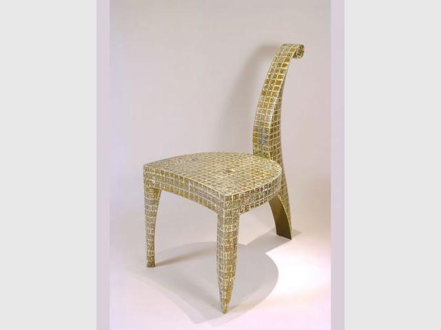 Chaise d'Alasdair Cooke