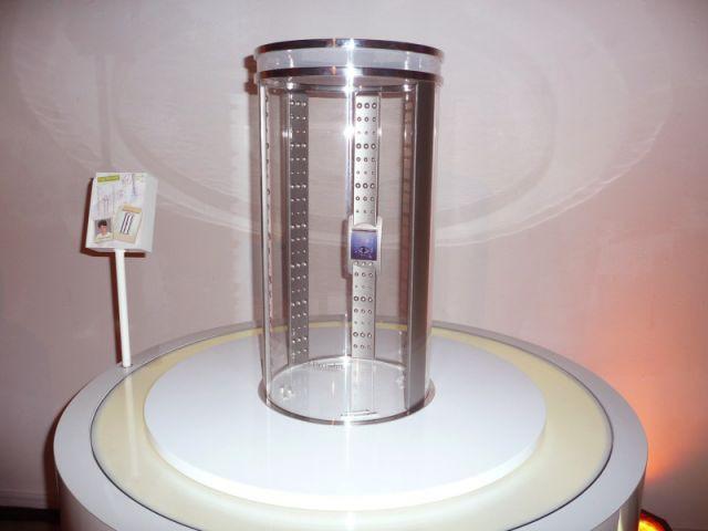 Fog Shower - Design Lab 2007 - Electrolux