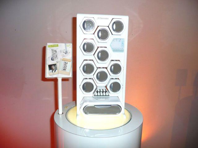 Go Fresh - Design Lab 2007 - Electrolux