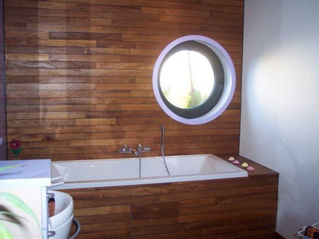 Salle de bain - reportage maison Vriet