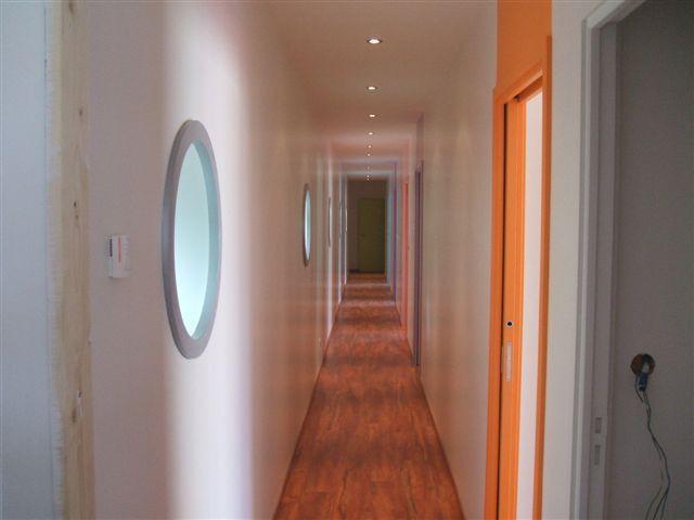 Couloir - reportage maison Vriet