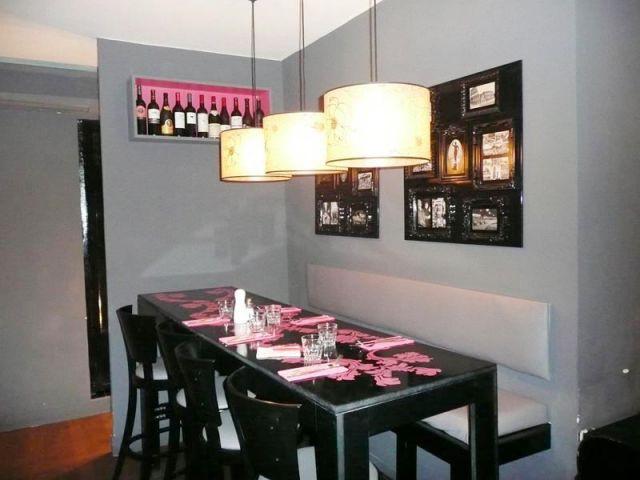 Salle rose - Le Karl