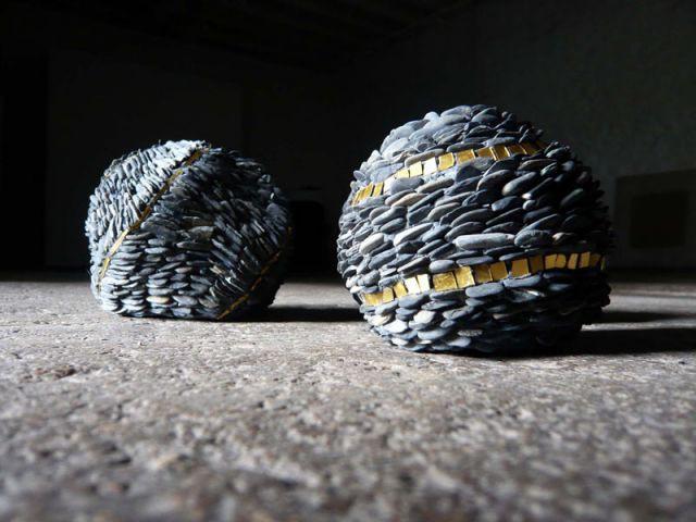 Sphère exposition Trésor