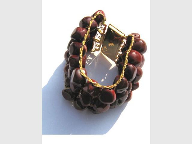 Bracelet exposition Trésor