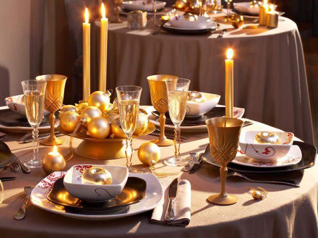 Arc international - table en fête