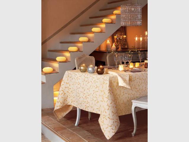 Linvosges - tables décorées