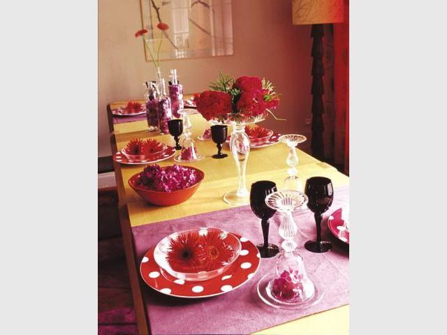 Office Hollandais des fleurs - Table de fête