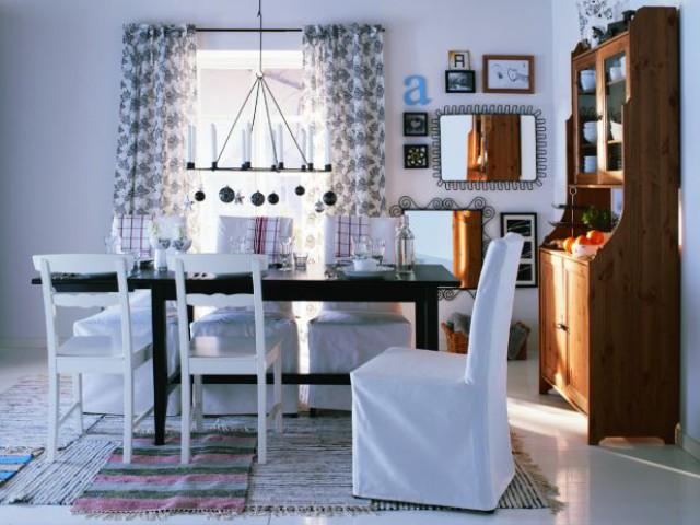 IKEA - table en fête
