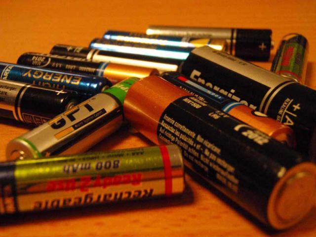 Piles jetables et rechargeables