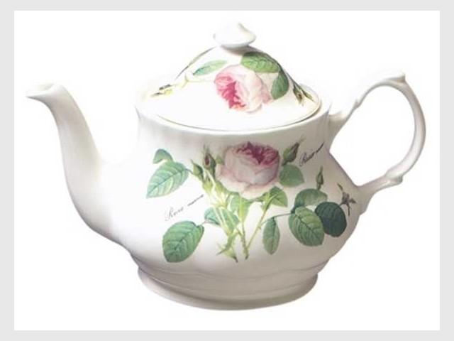 Porcelaine - shopping thé