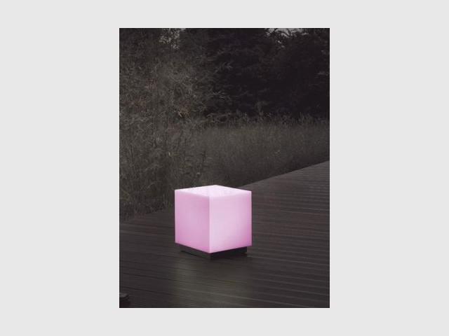 Cube lumineux Vitéo