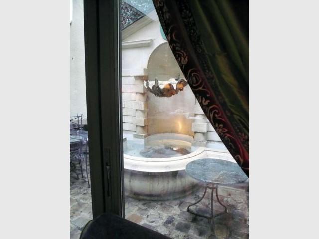 l'Hôtel fontaine ledoux