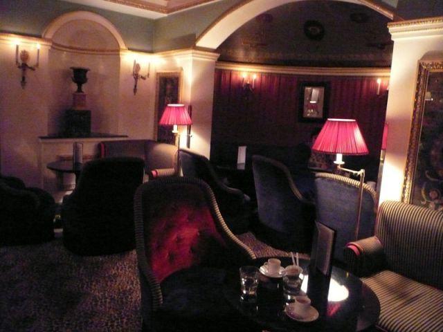 l'Hôtel salon cosy