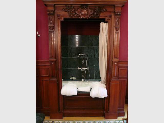 l'Hôtel salle de bains wilde