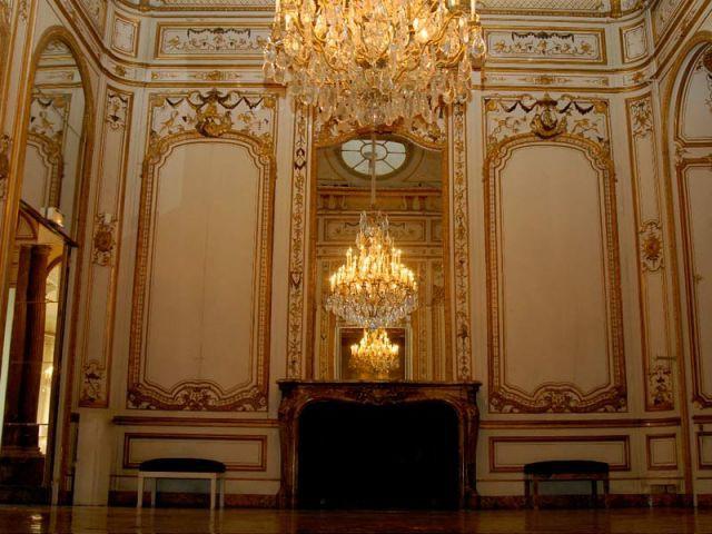 Le Salon chinois - Hôtel Arturo Lopez