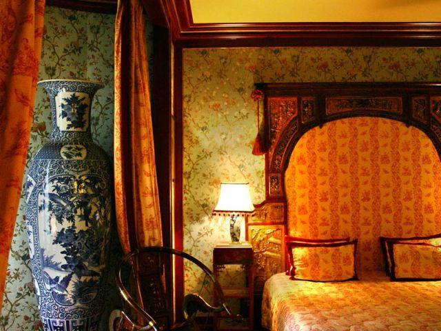 l'hotel chambre Marco polo