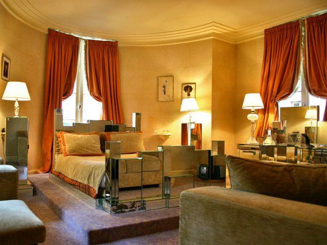chambre Mistinguett l'hotel