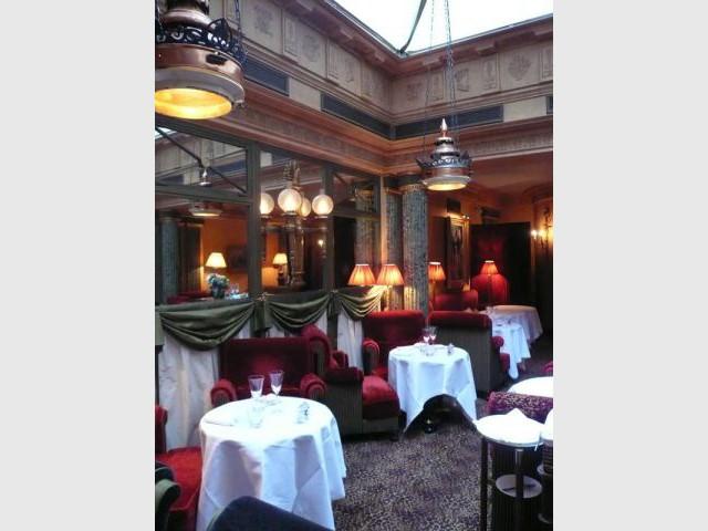 hotel restaurant saint germain