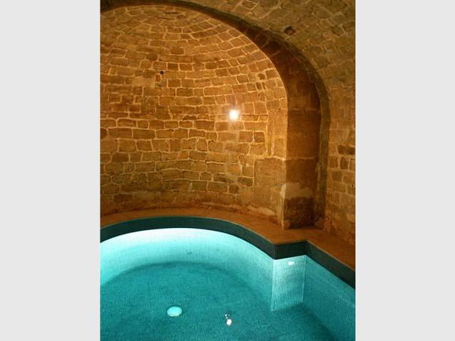 piscine l'hotel