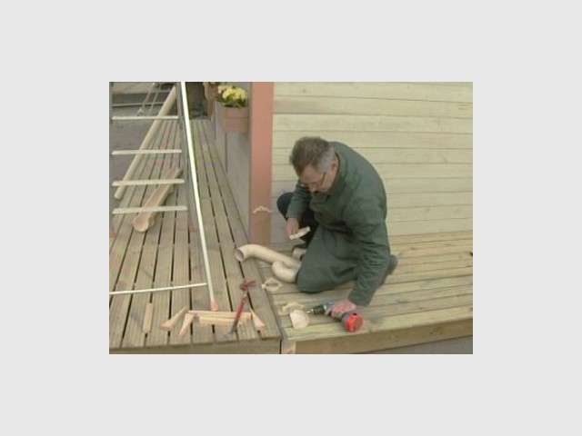 Raccordement - Emmaus maisons bois