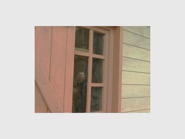 Fenêtre - Emmaus maisons bois