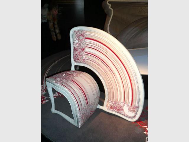 Lathe Chair - un mobilier en pleine mutation