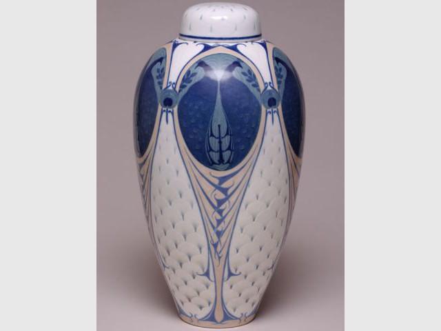 Vase d'Ormesson - Sèvres années 30