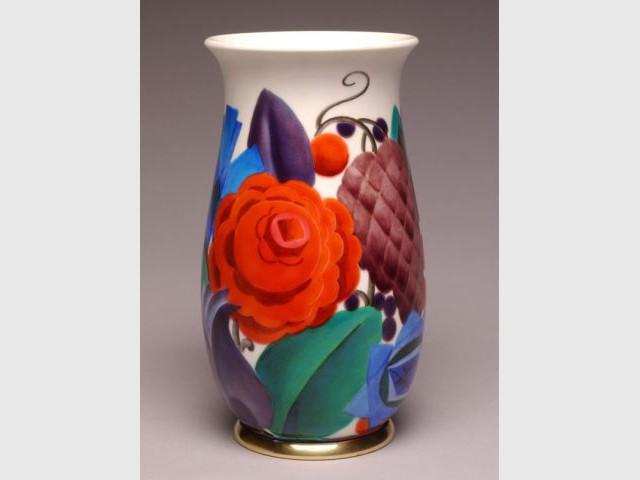 Vase Aubert - Sèvres années 30