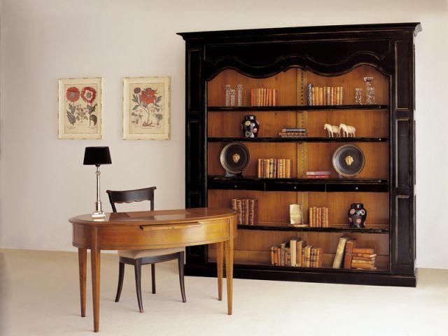 Bibliothèque style XVIIIe - Bibliothèque