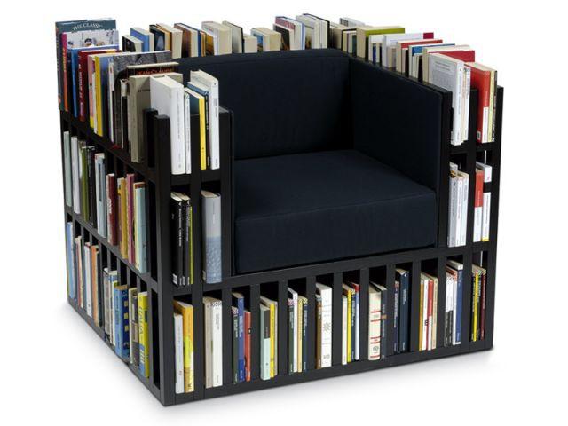 Bibliochaise - Bibliothèque