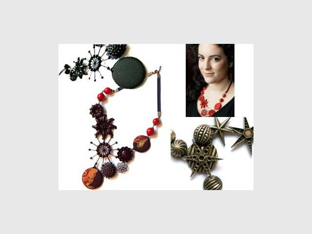 Camille Lescure, créatrice d'accessoires de mode - Résident Ateliers de Paris