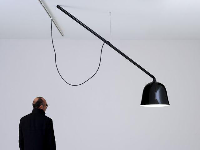 """Lumière """"noire"""", simple, 2008 - Exposition Bouroullec"""