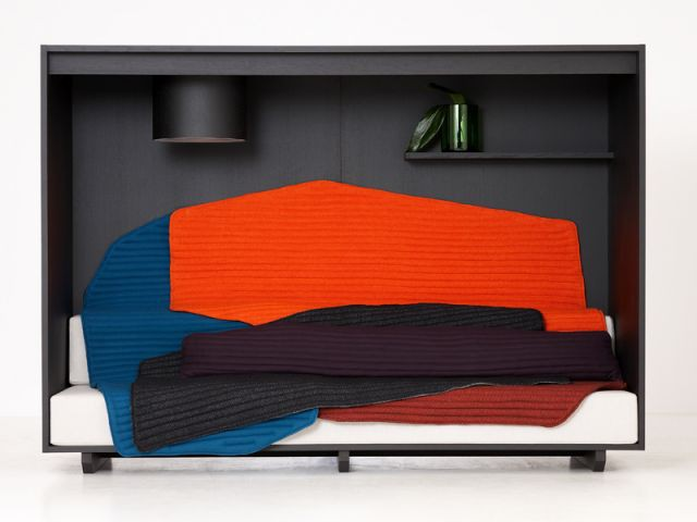 Sofa, 2008 - Exposition Bouroullec