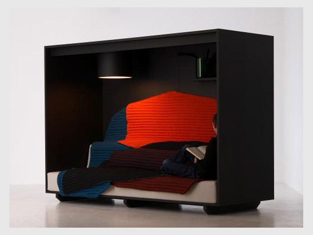Sofa large - Exposition Bouroullec