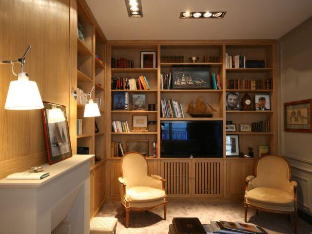 Meubles & Boiseries - reportage bibliothèque