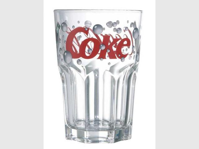 Luminarc verre coke