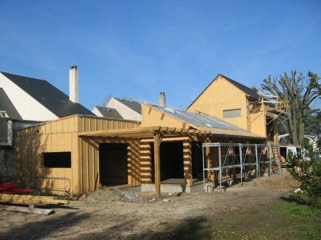 Maison solaire à Orléans - Maison solaire