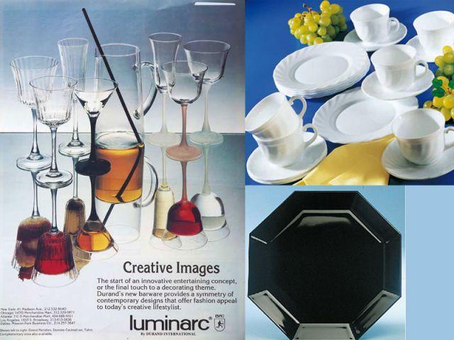 Luminarc 80s