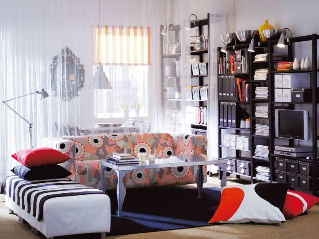 Canapé imprimé - Canapé salon