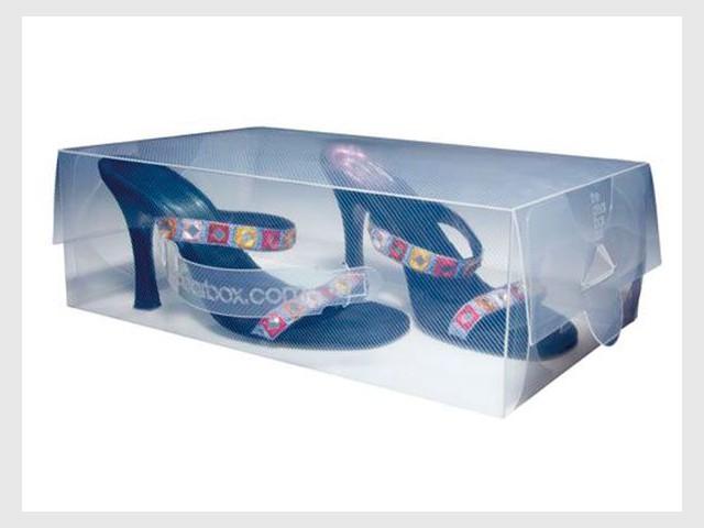 Boîtes à chaussures - Happyspace solutions rangement