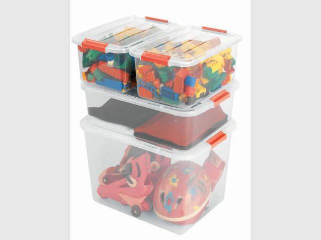 Boîtes de stockage - Happyspace solutions rangement