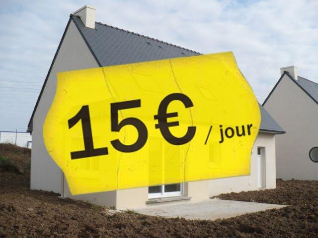 maison a 15 €