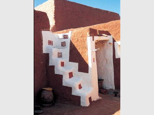 Maison à Oualata en Mauritanie - Vitra Design Museum