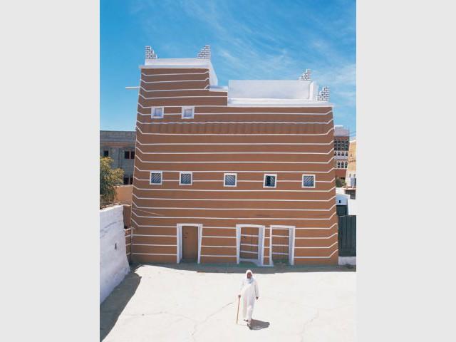 Maison en Arabie Saoudite - Vitra Design Museum