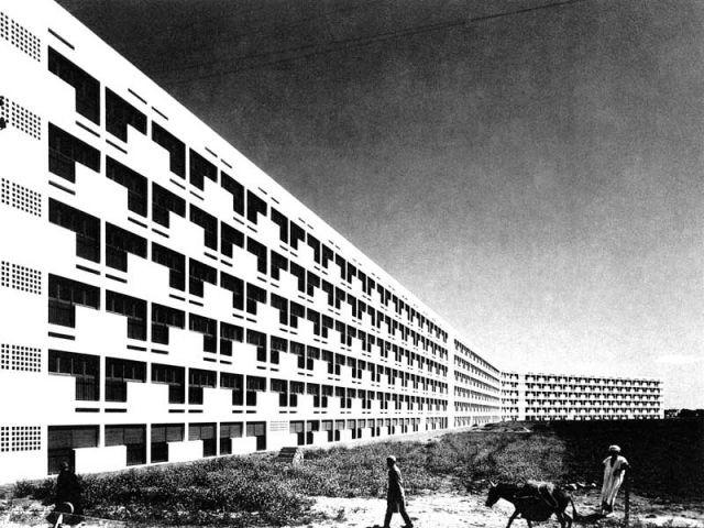 Immeuble à Casablanca - Vitra Design Museum